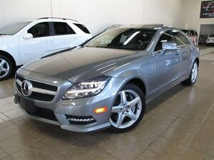 2012 Mercedes-Benz CLS-Class CLS550 4MATIC SOLD AMG PACKAGE