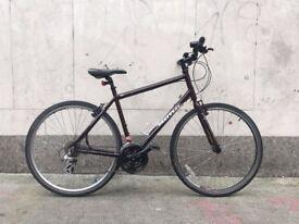 KONA Dew Hybrid Bicycle 59CM Large/extra large frame with 2 Marathon Plus Original wheels