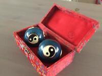Chinese health balls