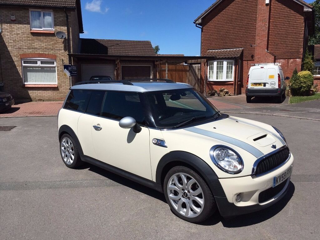 mini cooper s clubman r56 1 6 turbo 93000 miles in. Black Bedroom Furniture Sets. Home Design Ideas