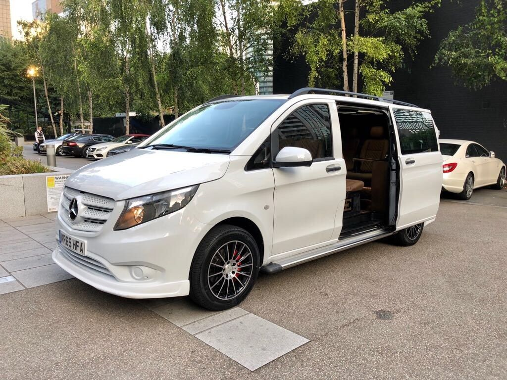 9 Seater Car >> 9 Seater Multi Use Vip Design Vehicle In Isle Of Dogs