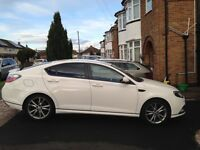 Mg6 GT TSE 1.8 turbo **TOP SPEC MODEL** Full leather, sat nav, reversing camera etc