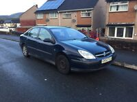 Ideal family car 10 months MOT ,Citroen C5 with big boot ,drives well px welcome