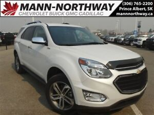 2017 Chevrolet Equinox Premier | Navigation, Leather, Sunroof.