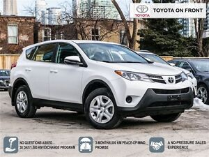 2015 Toyota RAV4 LE/ AWD/ BLUETOOTH