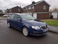 2006 VW PASSAT 1.9TDI MANUAL,NEW MOT,NEW TYRES,07707755411