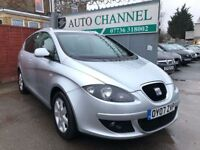 Seat Altea Xl 1.9 TDI Stylance 5dr £1,985 p/x welcome FREE WARRANTY, NEW MOT