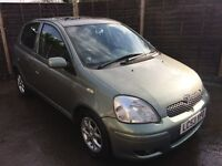 Toyota Yaris - Full-Service History - Only One Owner From New
