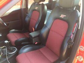 FORD FIESTA 1.4 TDCI ST SEATS TAX £30 LONG MOT