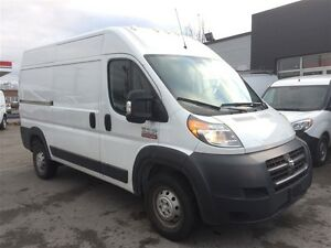 2016 Ram ProMaster 2500 High Roof 136wb. fin or lease from 4.99%