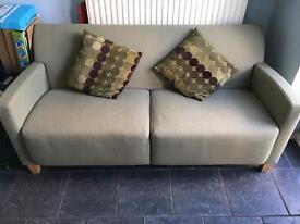 2 seater sofa - custom made