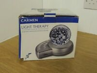 Carmen Crystal Ball Sound & Aroma Therapy System