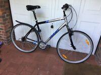 """Giant GSR Comfort Man's bike. Large 23.5"""" Frame"""