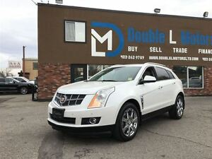 2010 Cadillac SRX 2.8T Performance