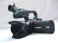 CANON XA35 HD PROFESSIONAL CAMCORDER BOXED HD-SDI (PAL)