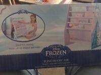 Brand new frozen bookcase