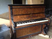 Piano - Free to anyone who can collect by Monday 5th December