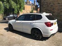 2012 BMW X3 M SPORT