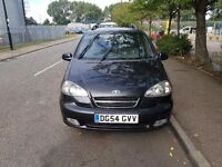 2004 DAEWOO TACUMA 1.6 5 DOOR HATCH. ONLY 57000 MILES. PERFECT FAMILY CAR. SERVICE HISTORY. CAM DONE