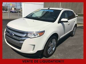 2013 Ford EDGE FWD SEL