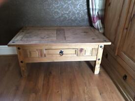 wooden furniture set - £90 ono