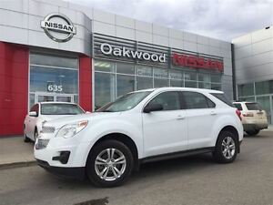 2012 Chevrolet Equinox 2012 Equinox LS AWD, 1 Tax local Trade!