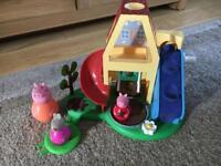 Peppa Pig weeble house