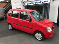 2003 03 Vauxhall Agila 1.0 Expression *Low Mileage* Broad Street Motor Co