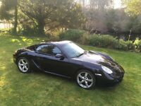 Porsche Cayman 2.7 2007 Full Main Dealer Service History