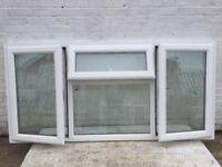 Wide UPVC Window
