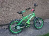 Infinity Racing Kids Bike (16inch)