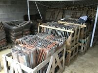 Roman Clay Tiles original reclaimed x 580 for sale