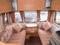 2009 Bailey Ranger GT60 4 berth caravan with awning and equipment