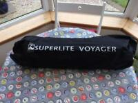 Terra Nova superlite Voyager highend 2 man tent