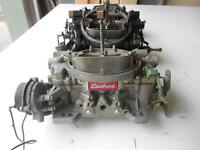 MERCRUISER CARBURETORS