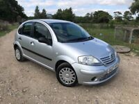 Citroen c3 AirPlay+ 2007 1.2 Petrol 33,000 Miles 5 speed manual Start runs and drive fine Mot ti
