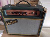 15 watt electric guitar amp