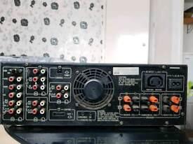 Technics Integrated Amplifier SU-X860