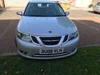 2008 Saab 9-3 1.9 TiD Vector Sport 4dr Manual @07445775115@