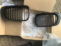 BMW black out grill