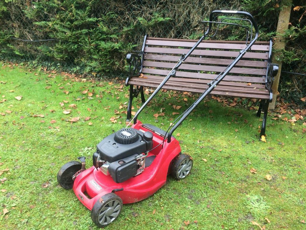 Mountfield SP414 Self Drive Petrol Lawnmower