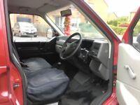 REDUCED PRICE VW T4 1998 1.9 TD LWB SURF/DAY VAN