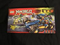 LEGO Ninjago 70731 *New* Jay Walker One
