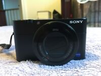 Sony Cyber-shot DSC-RX100 V 20.1 MP Compact Digital Camera