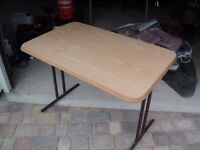 caravan table not a mark on it 38inch x 25 for awning or as spare