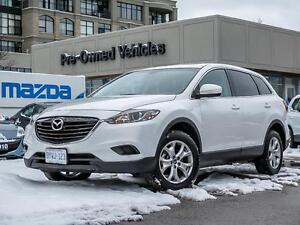 2015 Mazda CX-9 GS AWD w/Luxury Package