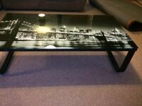 Coffee table. WILL DELIVER