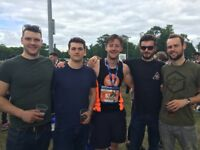 Edinburgh Marathon Festival (EMF) runners wanted