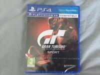 Gran turismo ps4 BRAND NEW SEALED