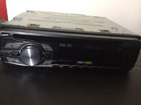 Car CD player (MP3/USB)